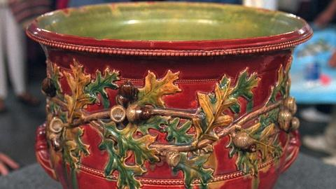 Antiques Roadshow -- Appraisal: New Orleans Art Pottery Jardiniere