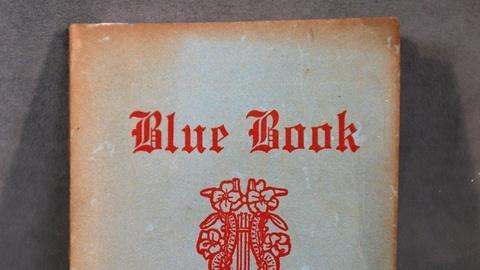 "Antiques Roadshow -- S20 Ep22: Appraisal: New Orleans ""Blue Book,"" ca. 1915"