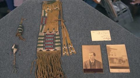 Antiques Roadshow -- S20 Ep23: Appraisal: Cheyenne Tobacco Bag & Fetishes