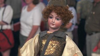Appraisal: Simon & Halbig Doll with Jumeau Costume, ca. 1890