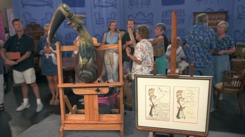 Antiques Roadshow -- Appraisal: Dr. Seuss Kangaroo Bird, ca. 1938