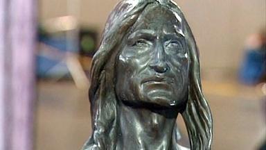 Appraisal: Bronze Reproduction, ca. 1980