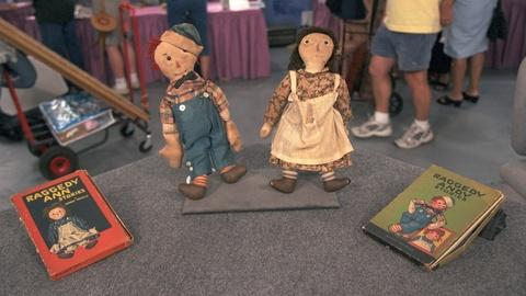 Antiques Roadshow -- S20 Ep24: Appraisal: Volland Raggedy Ann & Andy, ca. 1915