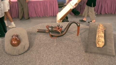 Antiques Roadshow -- S20 Ep24: Appraisal: Native American Artifacts