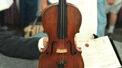 Antiques Roadshow -- S20 Ep25: Appraisal: Violin Attributed to Johannes B. Ceruti