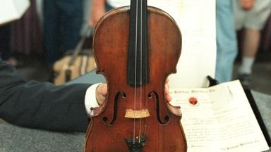 Appraisal: Violin Attributed to Johannes B. Ceruti