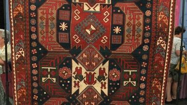 Appraisal: Karabagh Rug, ca. 1920