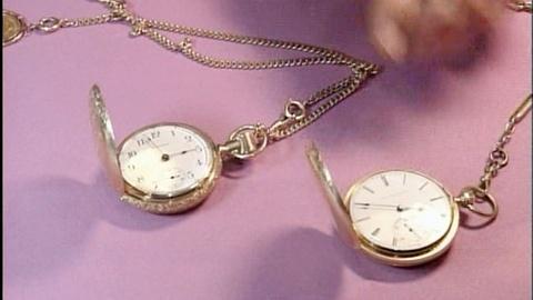 Antiques Roadshow -- S20 Ep25: Appraisal: Massachusetts Watches, ca. 1870
