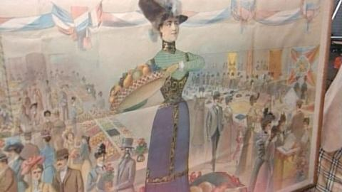 Antiques Roadshow -- S20 Ep25: Appraisal: 1902 Windham County Fair Print