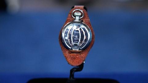 Antiques Roadshow -- S20 Ep27: Appraisal: 1915 Ingersoll Military Wrist Watch & B