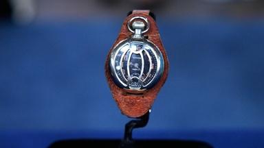 Appraisal: 1915 Ingersoll Military Wrist Watch & Box