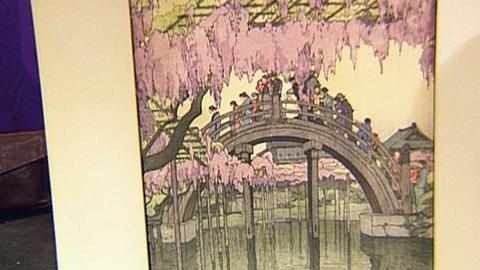 Antiques Roadshow -- S20 Ep28: Appraisal: 1927 Hiroshi Yoshida Woodblock Print