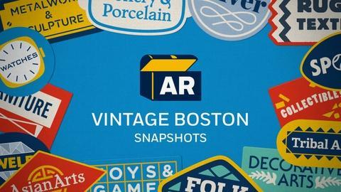 Antiques Roadshow -- Snapshots: Vintage Boston