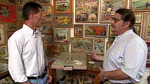 Antiques Roadshow -- S16 Ep22: Field Trip: Board Game Collection