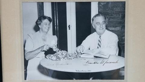 Antiques Roadshow -- S12 Ep19: Appraisal: Eleanor Roosevelt Archive, ca. 1941