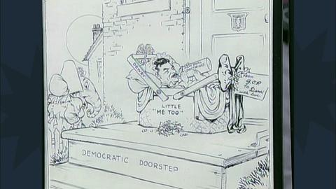 Antiques Roadshow -- S12 Ep19: Appraisal: Two 1947 American Political Cartoons