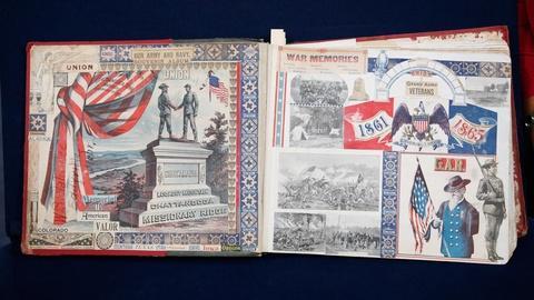 Antiques Roadshow -- S12 Ep19: Appraisal: Civil War Autograph Collection