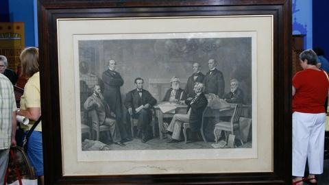 "Antiques Roadshow -- S12 Ep19: Appraisal: Abraham Lincoln ""Emancipation Proclamat"