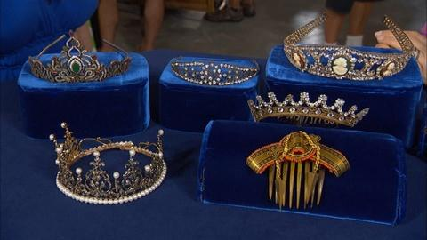 Antiques Roadshow -- S20 Ep26: Appraisal: Tiara Collection
