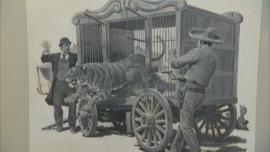 Appraisal: Ben Carleton Mead Illustration, ca. 1950