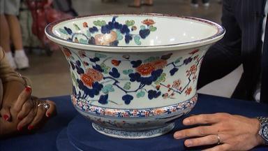 Appraisal: Japanese Arita Bowl, ca. 1690