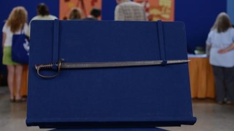 Antiques Roadshow -- S19 Ep5: Appraisal: William J. McElroy Civil War Sword