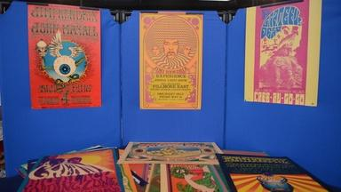 Appraisal: Rock & Roll Poster Collection, ca. 1968