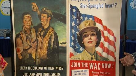 Antiques Roadshow -- S21 Ep1: Appraisal: World War II Posters