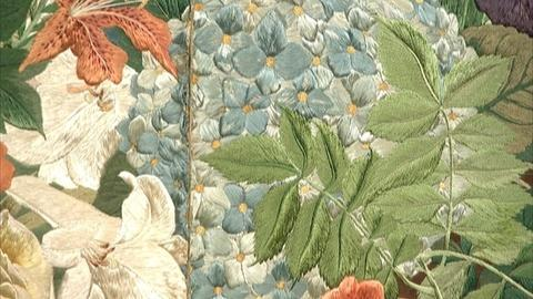 Antiques Roadshow -- S21 Ep1: Appraisal: Japanese Silk Tapestry, ca. 1895