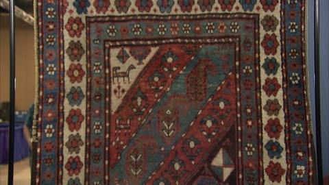 Antiques Roadshow -- S21 Ep1: Appraisal: Caucasian Gendje Rug