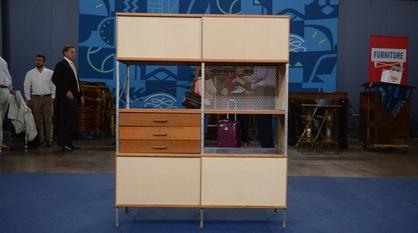 Antiques Roadshow -- Appraisal: Herman Miller Storage Unit, ca. 1950