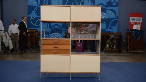 Antiques Roadshow -- Appraisal: Herman Miller Storage Unit, ca. 1950