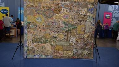 Appraisal: 20th C. Northwestern Indian Rajasthan Textile