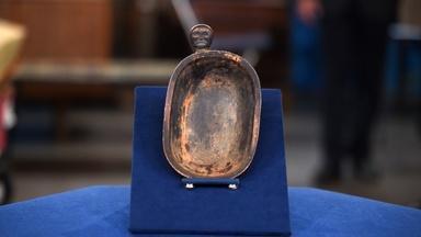 Appraisal: Wooden Native Alaskan Bowl, ca. 1800