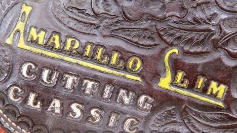 Antiques Roadshow -- S21: Web Appraisal: Amarillo Slim Classic Cutting Horse Sadd