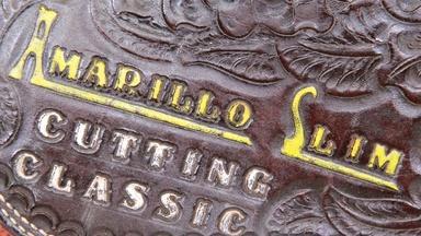 Web Appraisal: Amarillo Slim Classic Cutting Horse Saddle
