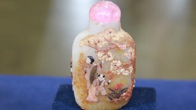 Web Appraisal: Japanese-Embellished Chinese Snuff Bottle