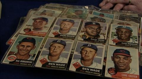 Antiques Roadshow -- S21 Ep2: Appraisal: Topps Baseball Card Collection, ca. 1955