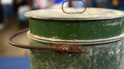 Antiques Roadshow -- Appraisal: Mayer Portable Sanitation Pot, ca. 1840