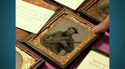 Antiques Roadshow -- Appraisal: Civil War Photographs