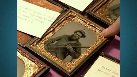 Antiques Roadshow -- S21 Ep27: Appraisal: Civil War Photographs