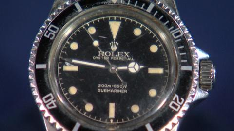 Antiques Roadshow -- S21 Ep4: Appraisal: 1950 Rolex Submariner with Box