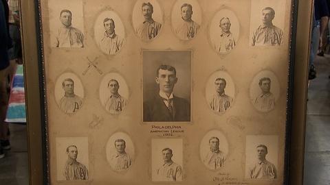 Antiques Roadshow -- S21 Ep4: Appraisal: 1902 American League Champions Photograp