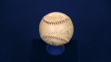 Appraisal: 1928 New York Yankees Team-signed Baseball