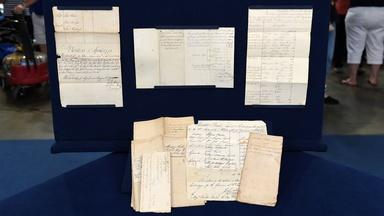 Appraisal: Col. George Wray Revolutionary War Papers
