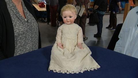 Antiques Roadshow -- S21 Ep5: Appraisal: 1912 Bahr & Proschild Character Doll
