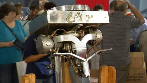 Antiques Roadshow -- S21 Ep5: Appraisal: ELTO Outboard Motor