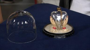 Appraisal: Elsa Schaparelli-designed Perfume Bottle, ca. 193