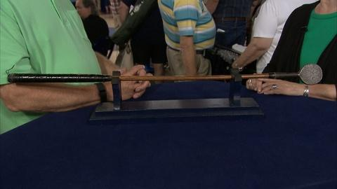 Antiques Roadshow -- S21 Ep5: Appraisal: Spalding Golf Putter