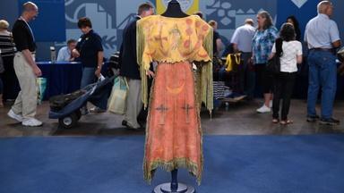 Appraisal: Reproduction Ghost Dance Dress, ca. 1990